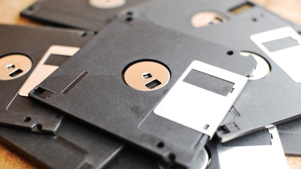 disket eski teknolojiler