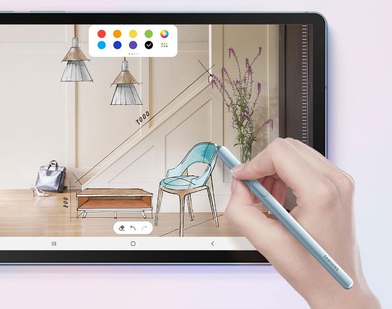 Samsung duyurdu Galaxy Tab S6: Özellikler Snapdragon 855, Çift Kamera, Kablosuz Şarjlı S Kalem 2