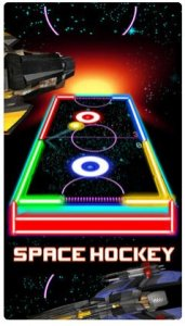 Glow Hockey HD - 2 Oyuncu Neon Işık Hava Hokeyi