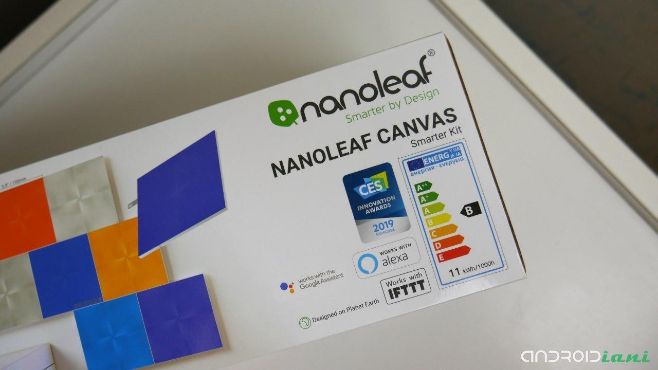 Nanoleaf Tuval, akıllı aydınlatma ve tasarım | yorumu 2
