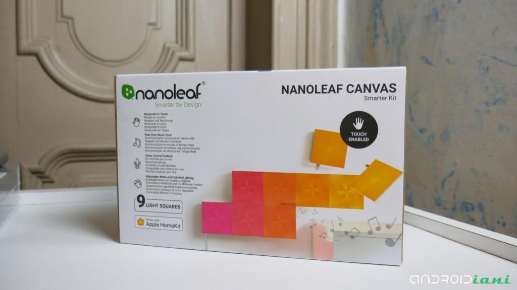 Nanoleaf Tuval, akıllı aydınlatma ve tasarım | yorumu 3
