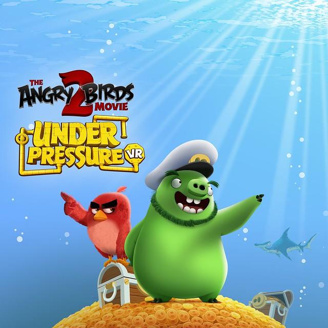 Angry Birds Filmi 2 VR: Baskı Altında