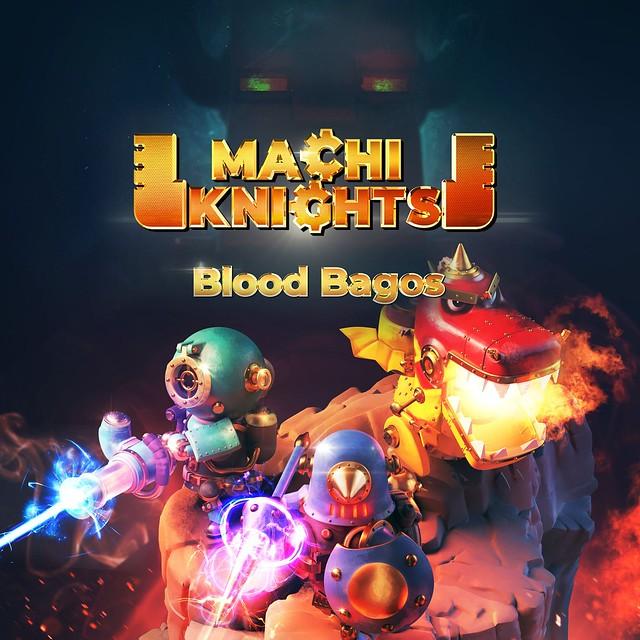 Machiknights-Kanlı Bagos-