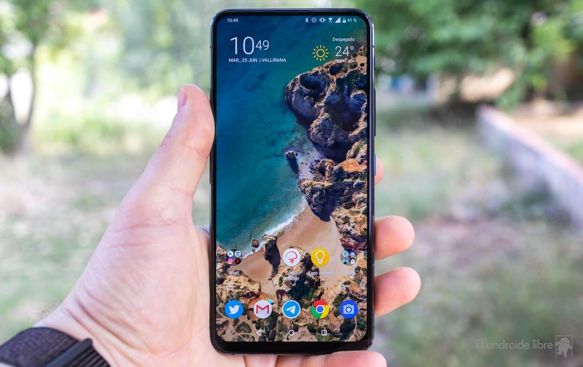 Asus Zenfone 6'nın fotoğraf çekimi, maksimum güçle bir dönüş