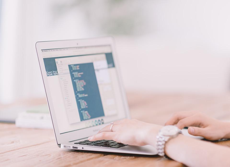 Dizüstü Bilgisayar, Yazma, İnternet, Eller
