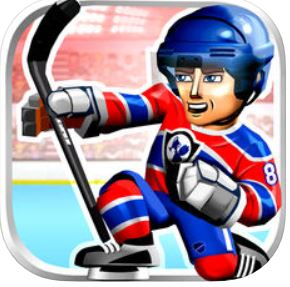 En İyi Hokey Oyunları iPhone