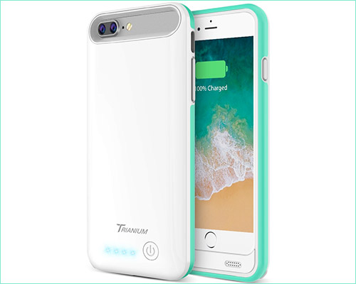 İPhone 7 Plus için Trianium Atomic Pro Batarya Çantası