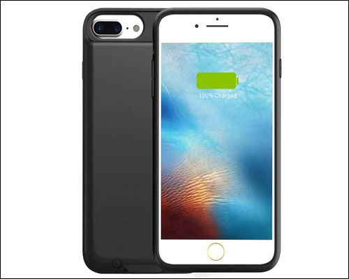 Vorcsbine iPhone 7 Plus Pil Kılıfı