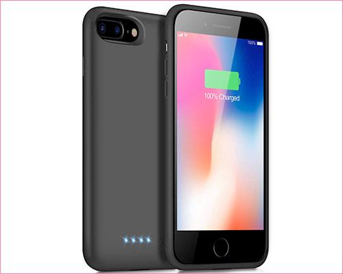 IPhone 7 Plus için iPosible Pil Kılıfı