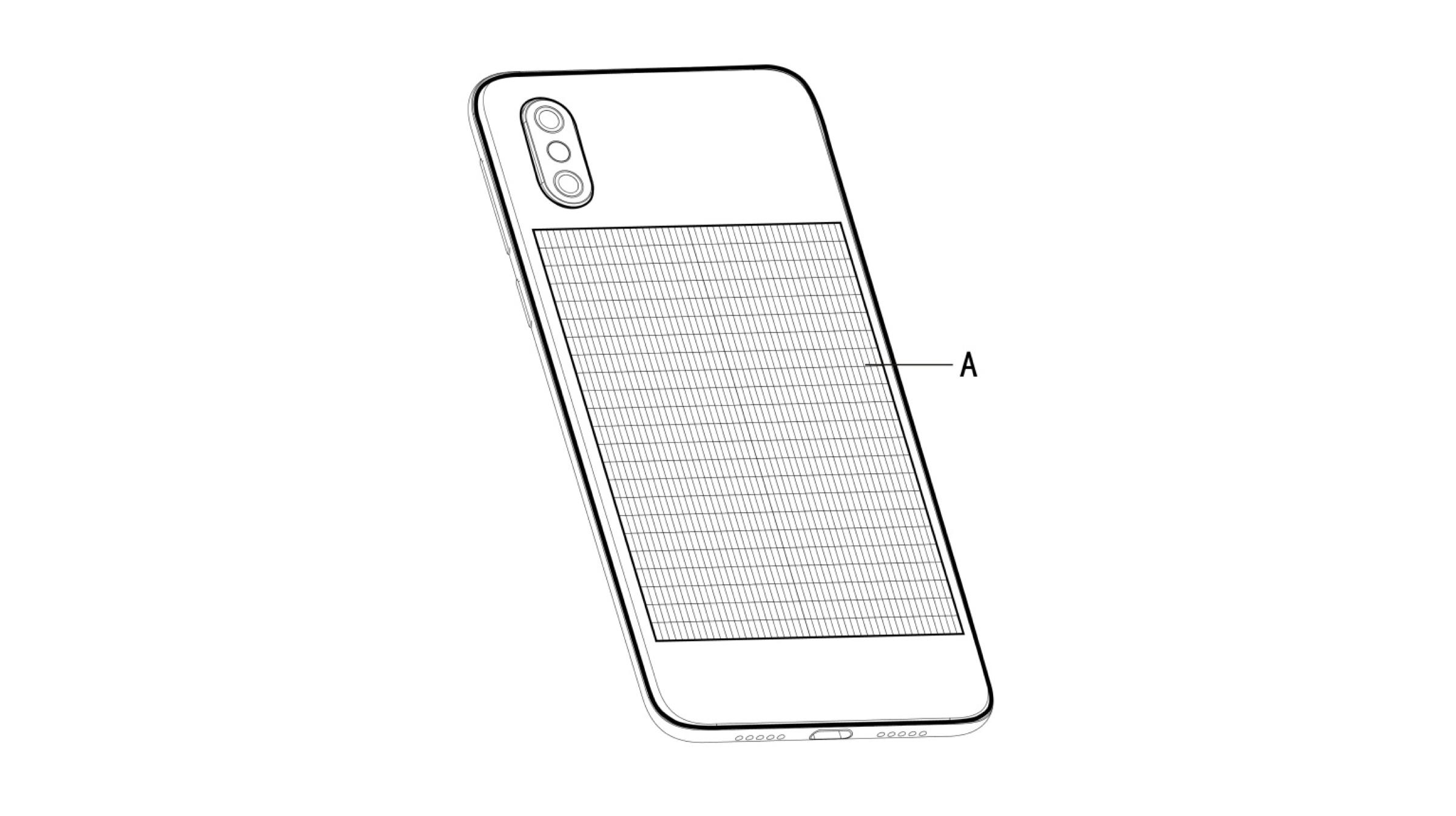 Xiaomi Solar Panel ile Bir Akıllı Telefon Geliştiriyor 2