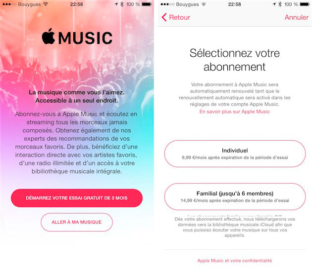 Apple Müzik: Avrupa'da fiyatlar ve bulunabilirlik 2