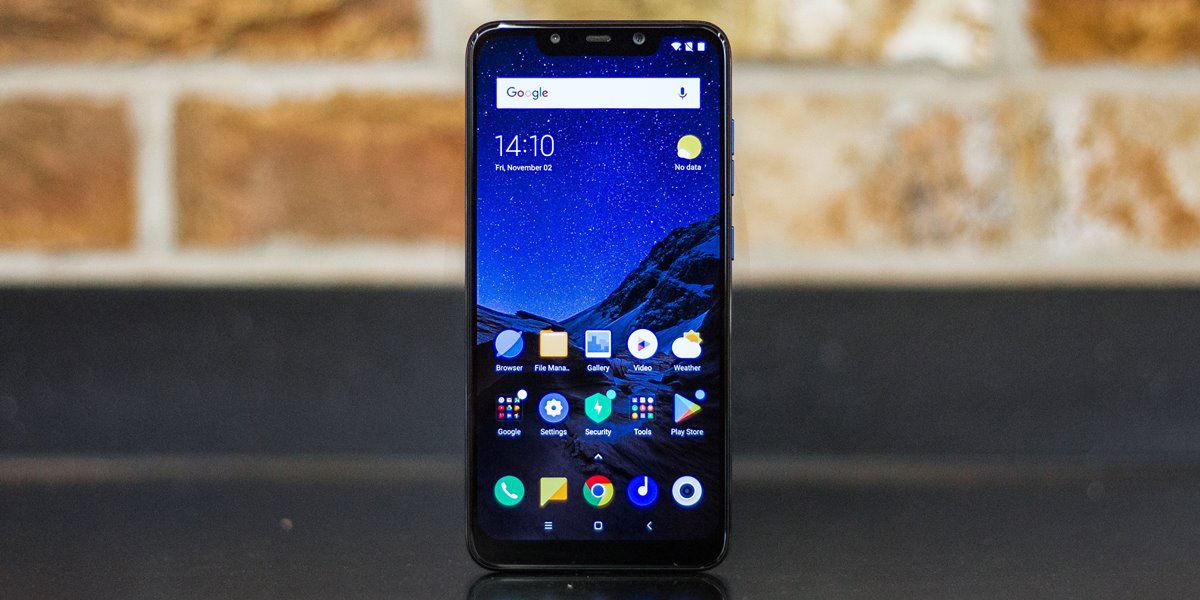 "Xiaomi pocophone f1 lineageos ""genişlik ="" 1200 ""yükseklik ="" 600"