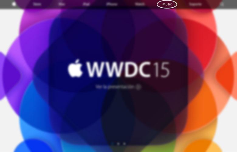 Web sitesinin iPod bölümü Apple müzikle değiştirildi 2