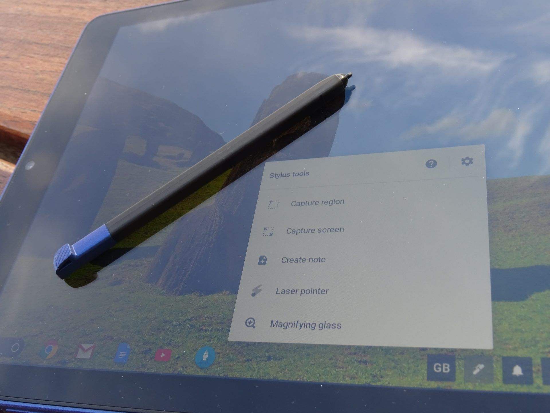 Acer Chromebook Tab 10.