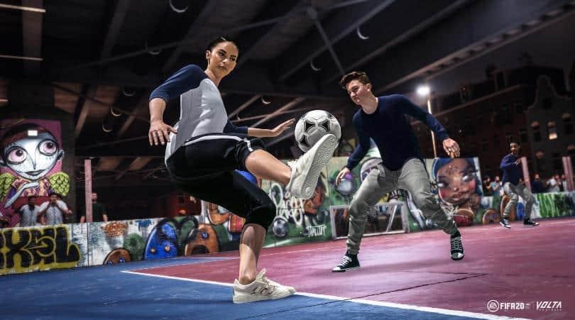 FIFA 20: Ultimate Team kadınları kapıda açar! Belki 2021'de! 1
