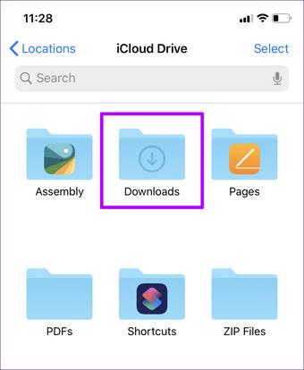 Dosyalar Uygulama Özellikleri Ios 13 Ipados 14