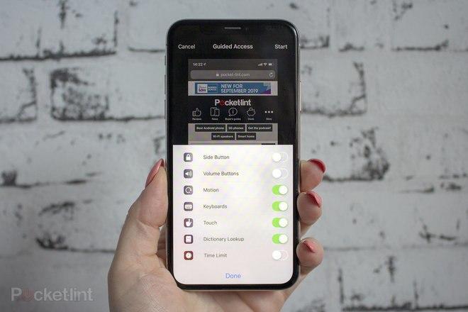 IPhone ve iPad'de Rehberli Erişim 'çocuk modu': Nedir ve nasıl kullanıyorsunuz? 3