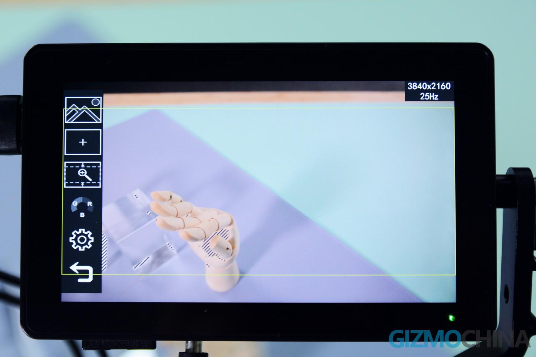 Pergear A6 Plus DSLR monitör İnceleme: en iyi 5.5-inç bütçeli kamera monitörlerinden biri 2