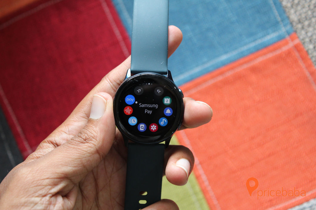 Samsung Galaxy Aktif incelemeyi izleyin: aslında mükemmel 12