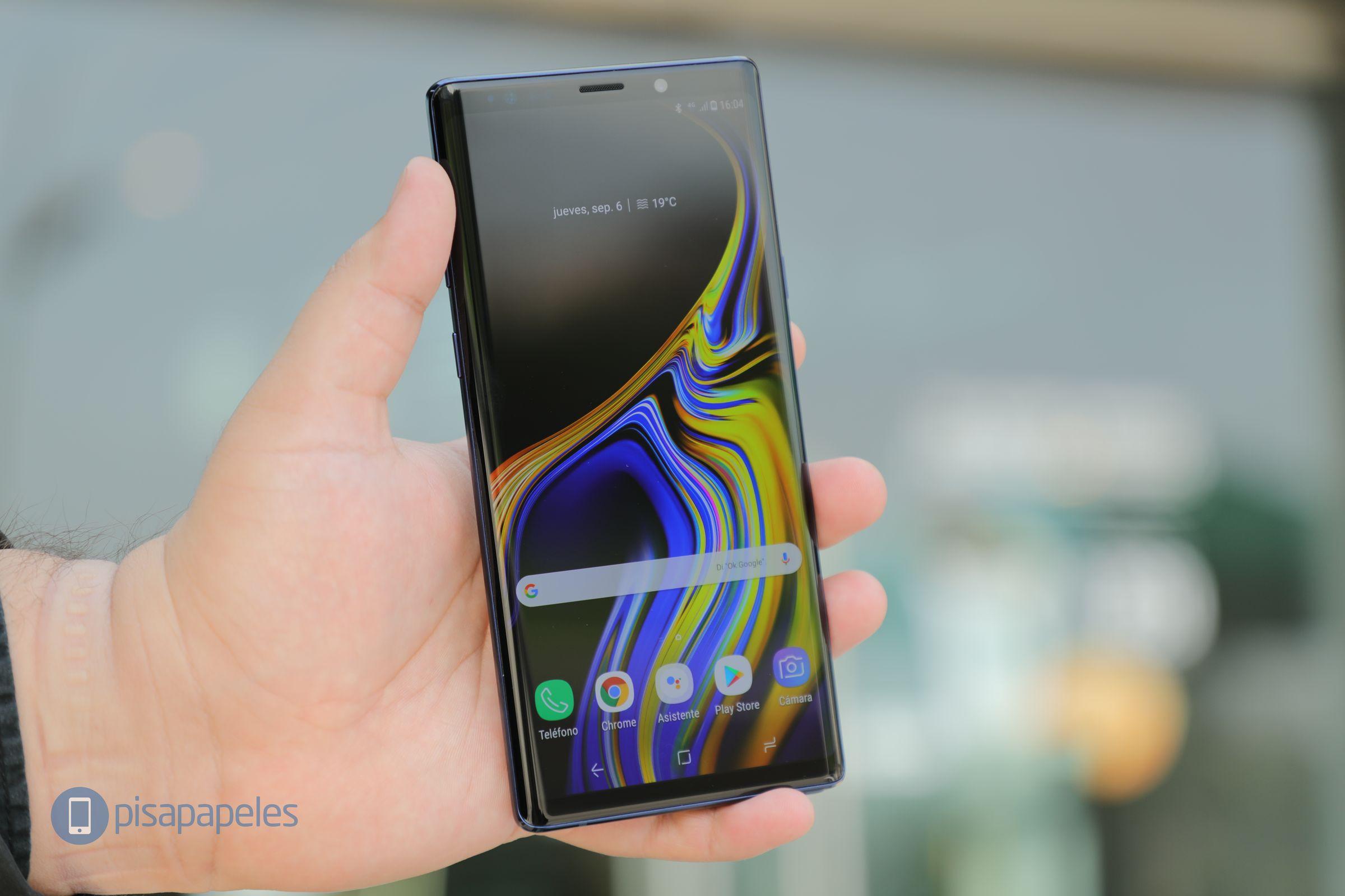 Samsung İnceleme Galaxy Note 9 11