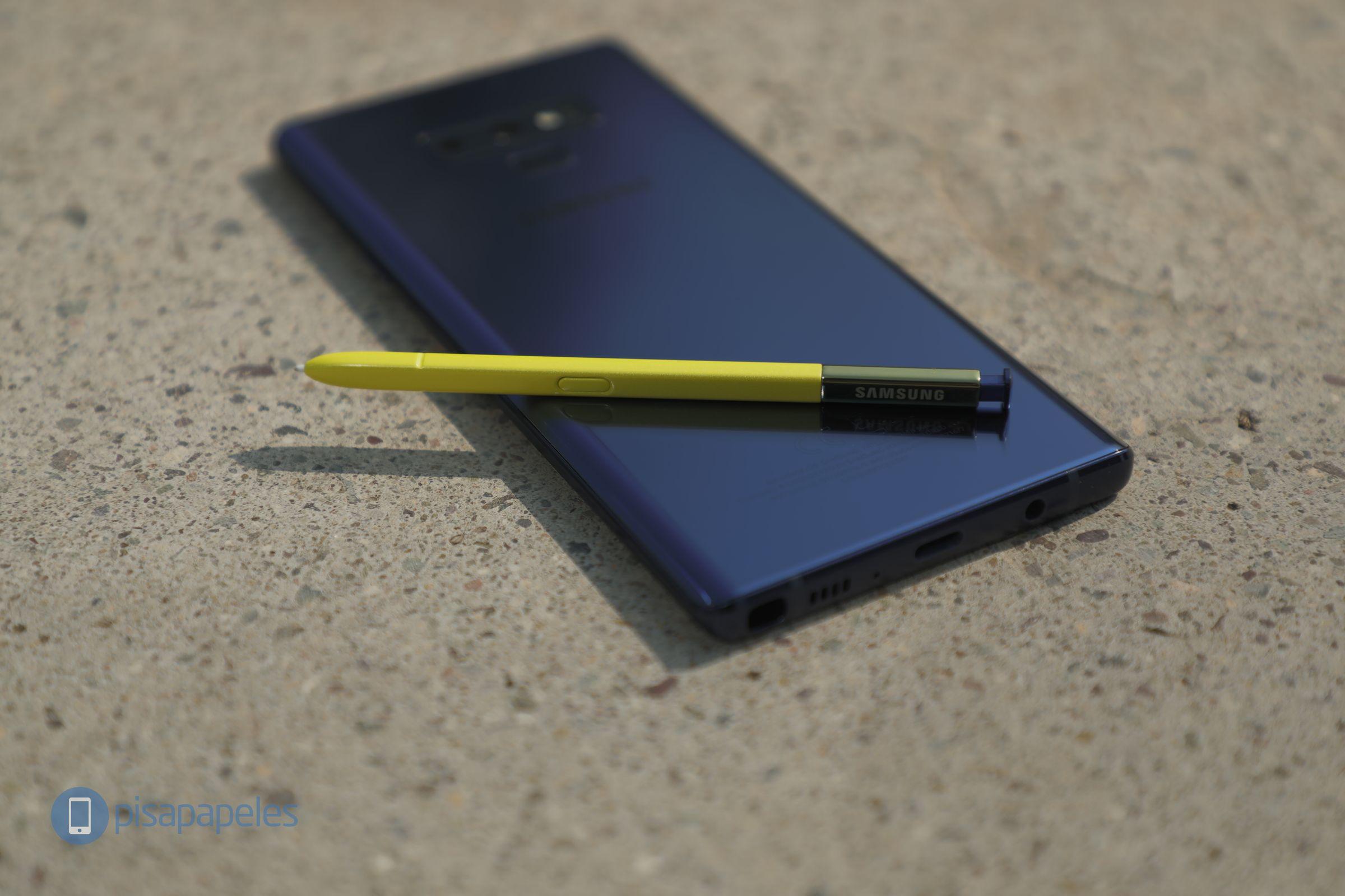 Samsung İnceleme Galaxy Note 9 17