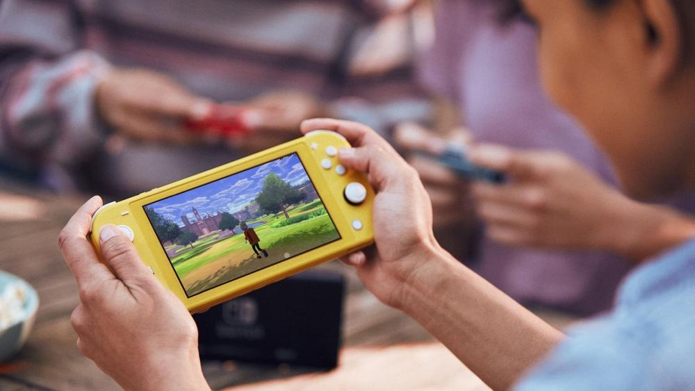 Nintendo Switch Lite Hands-On Roundup: Eylül Ayının Öncesinde Cihaza Erken Bakış 1