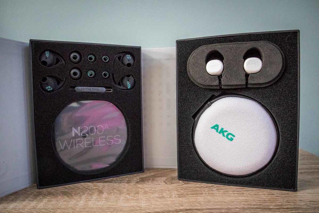 AKG N200A Kablosuz Kulaklık İnceleme 2