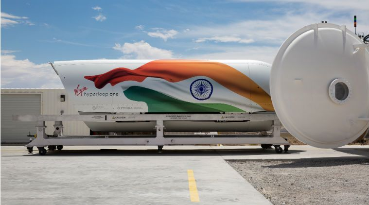 Mumbai-Pune'a 35 dakika içinde bağlanmak için Virgin Hyperloop One: İşte bilmeniz gereken her şey 2