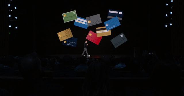 Apple  tanıtım kartı
