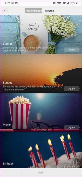 Xiaomi Mi Smart Bulb'u Telefon 23'e Bağlayın