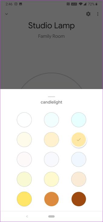 Xiaomi Mi Akıllı Ampulü Telefon 7'ye bağlayın