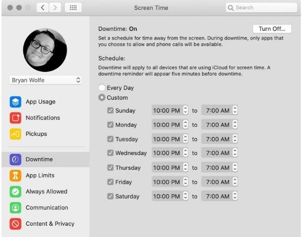 mac Screentime