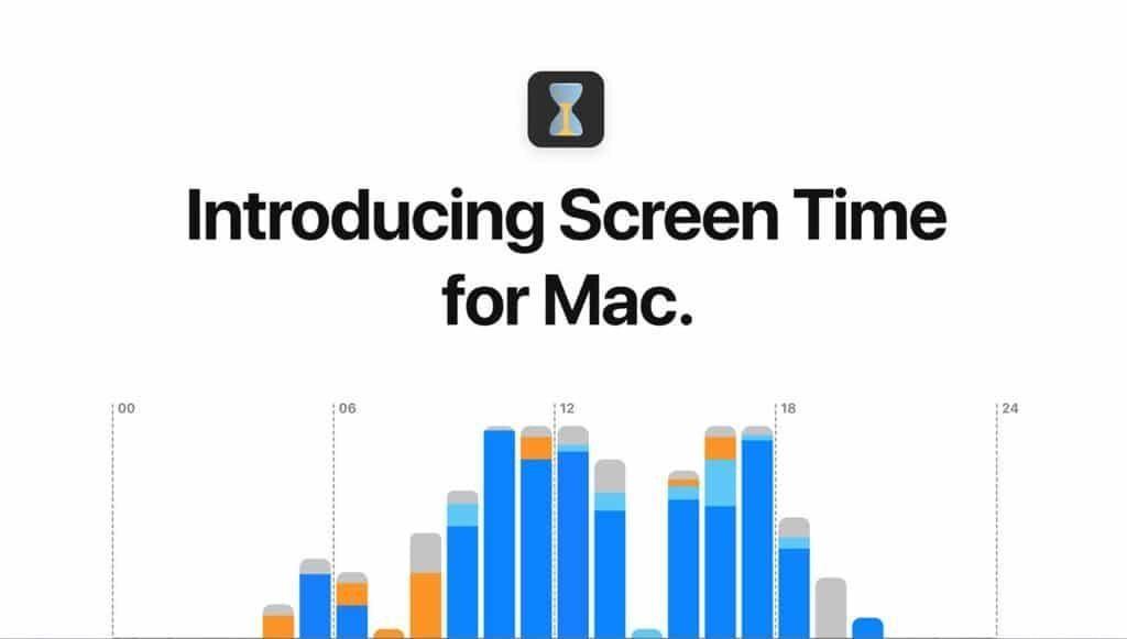 Mac'te Screentime kurulumu