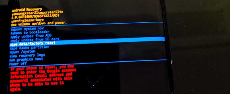 Samsung'ta Nasıl Sert Sıfırlama Yapılır Galaxy S10 Plus 1