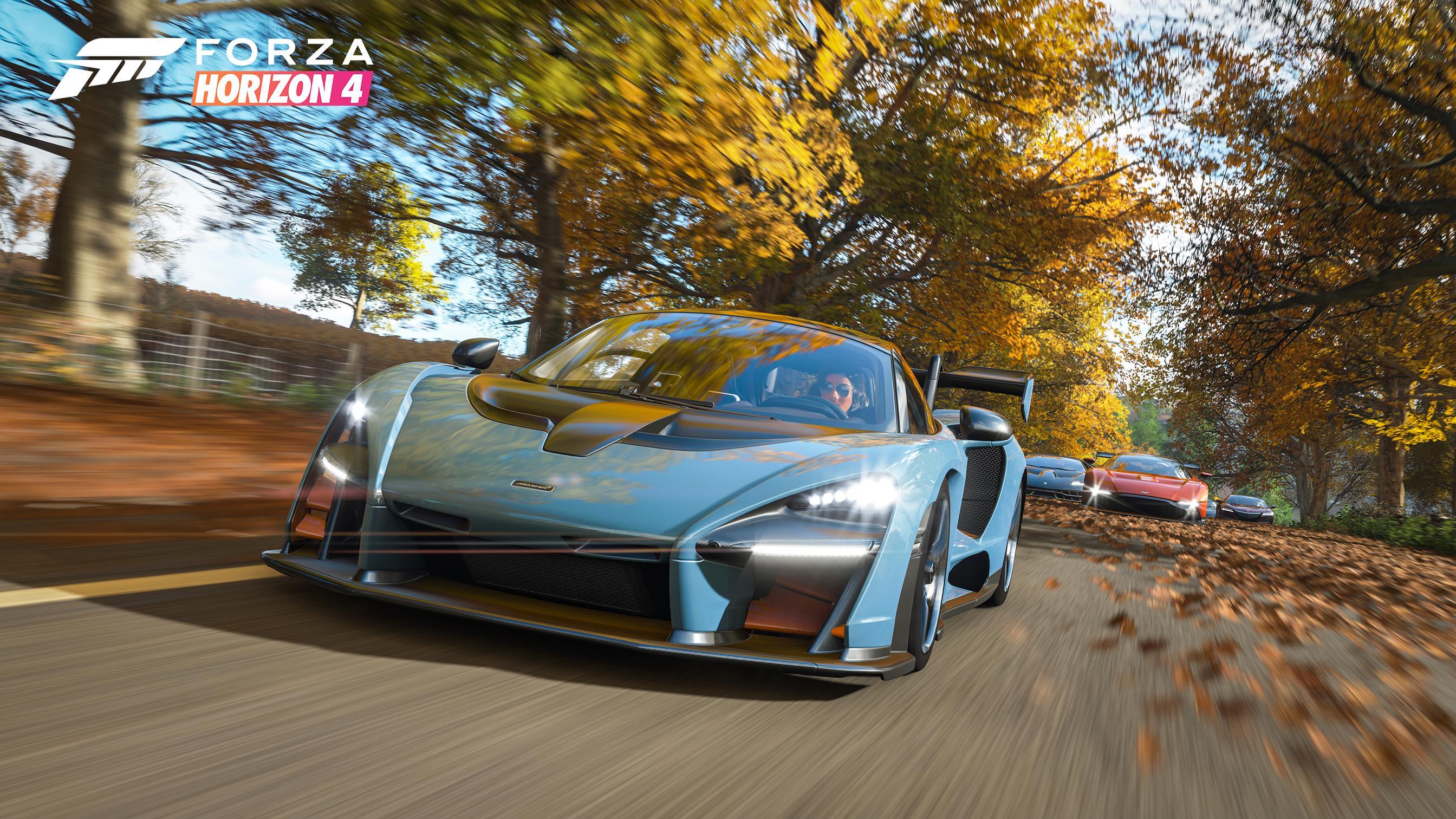 Forza Horizon 4: on ay sonra, Playground Games'in yarışçısı Xbox One'ın tek özel şaheseri 2