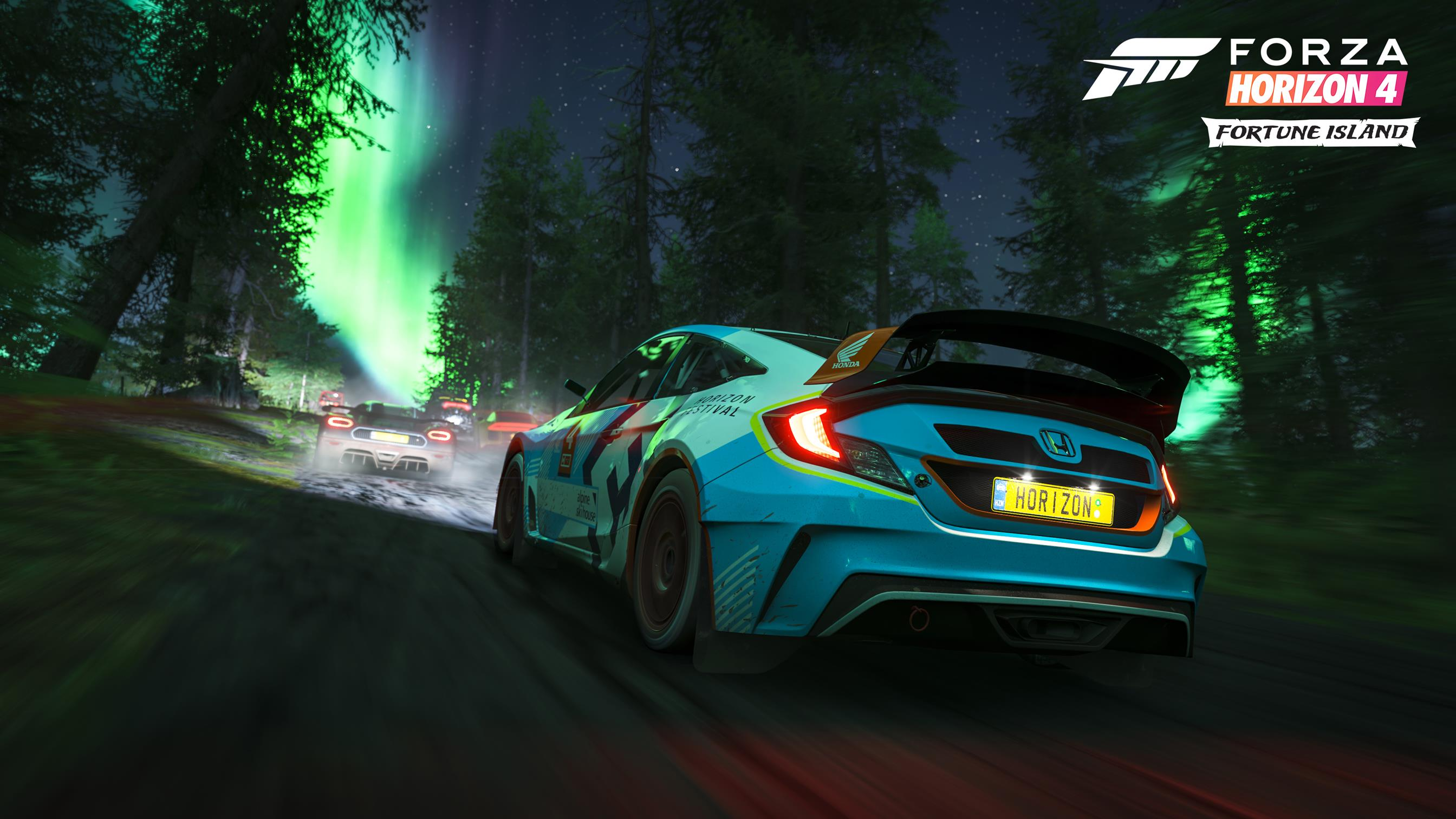 Forza Horizon 4: on ay sonra, Playground Games'in yarışçısı Xbox One'ın tek özel şaheseri 3