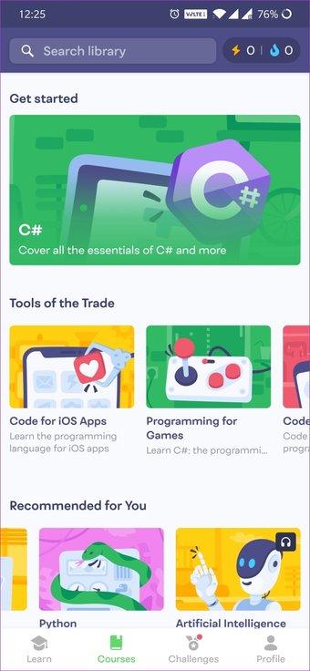 Kodlamayı Öğrenmek İçin Android Uygulamaları 24