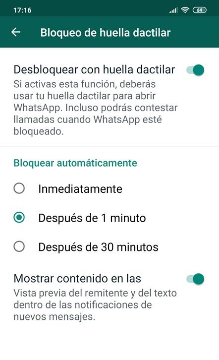 WhatsApp, Android için beta sürümünde parmak izi engelleme özelliğini kullanıyor 2