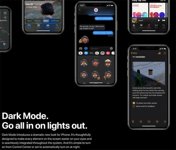 does Apple Müzik Karanlık Modu Var mı? 1