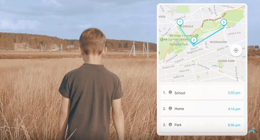 Çocuklarınızın yerini takip edin (Çocuklar için GPS İzleyici)