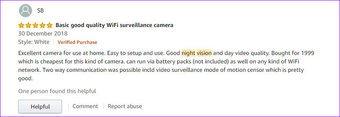 Hindistan'da En İyi Wi Fi Ev Güvenlik Kameraları
