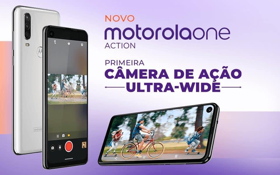 Motorola One Action 16 Ağustos'ta Brezilya'ya ulaşmak 1