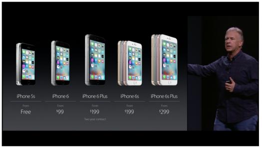 İPhone 6s ve iPhone 6s Plus bir gerçekliktir (3D Touch ve daha fazlası) 3