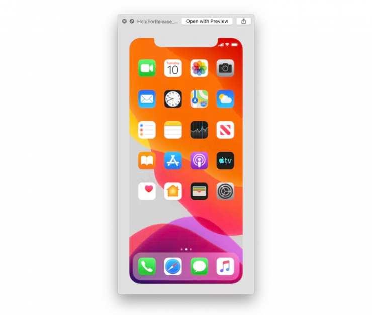 İOS 13 beta, iPhone 11'in sunum tarihini açıklardı. 2