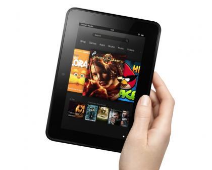 Amazon Kindle  Ateş HD