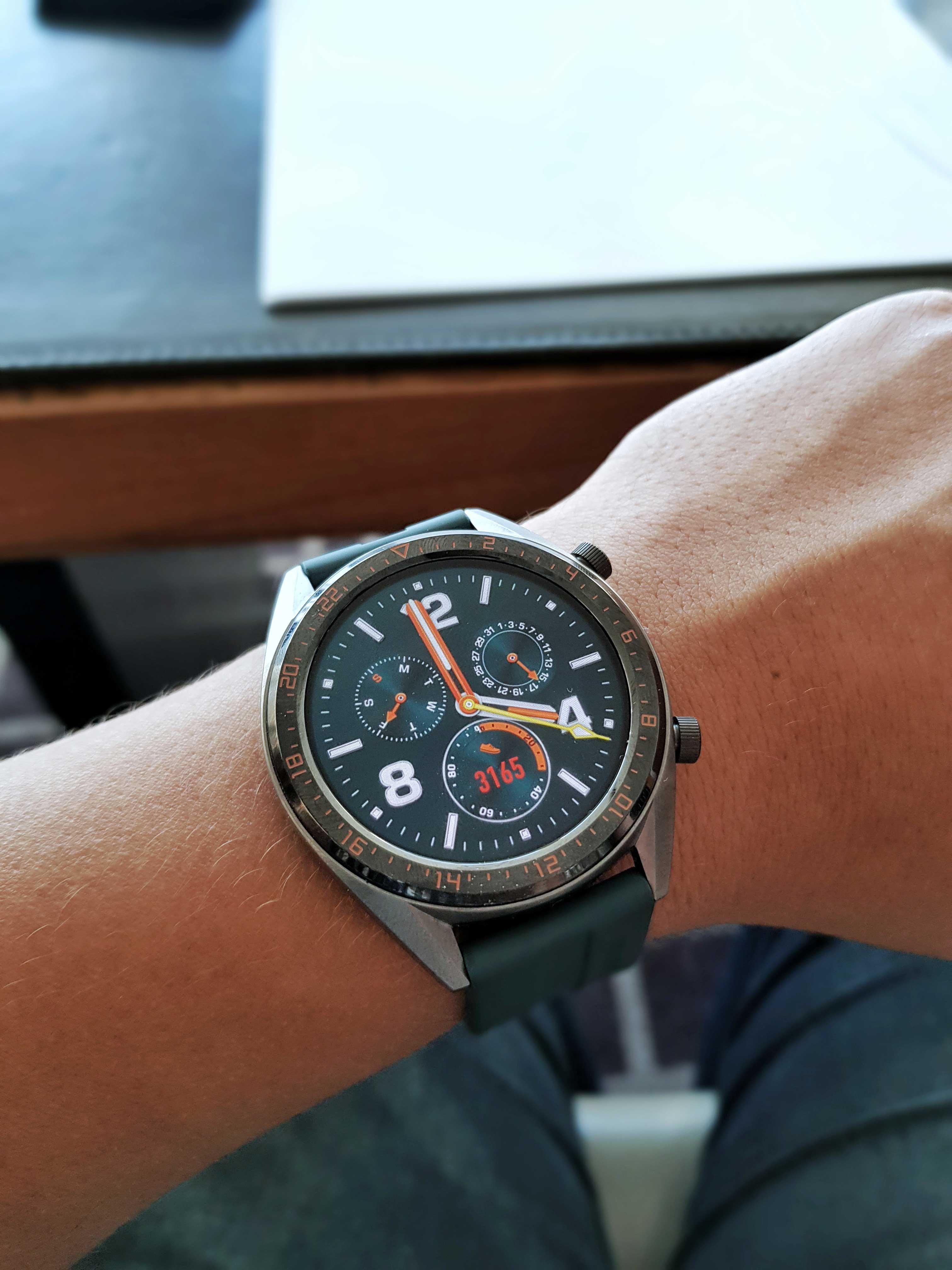Ciddi batarya ile Huawei Watch GT Active spor saati Brezilya'ya ulaştı 2