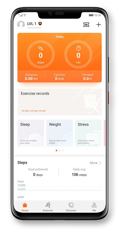 Ciddi batarya ile Huawei Watch GT Active spor saati Brezilya'ya ulaştı 3