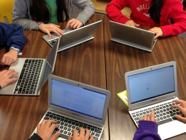 Chromebook'larla Çalışma