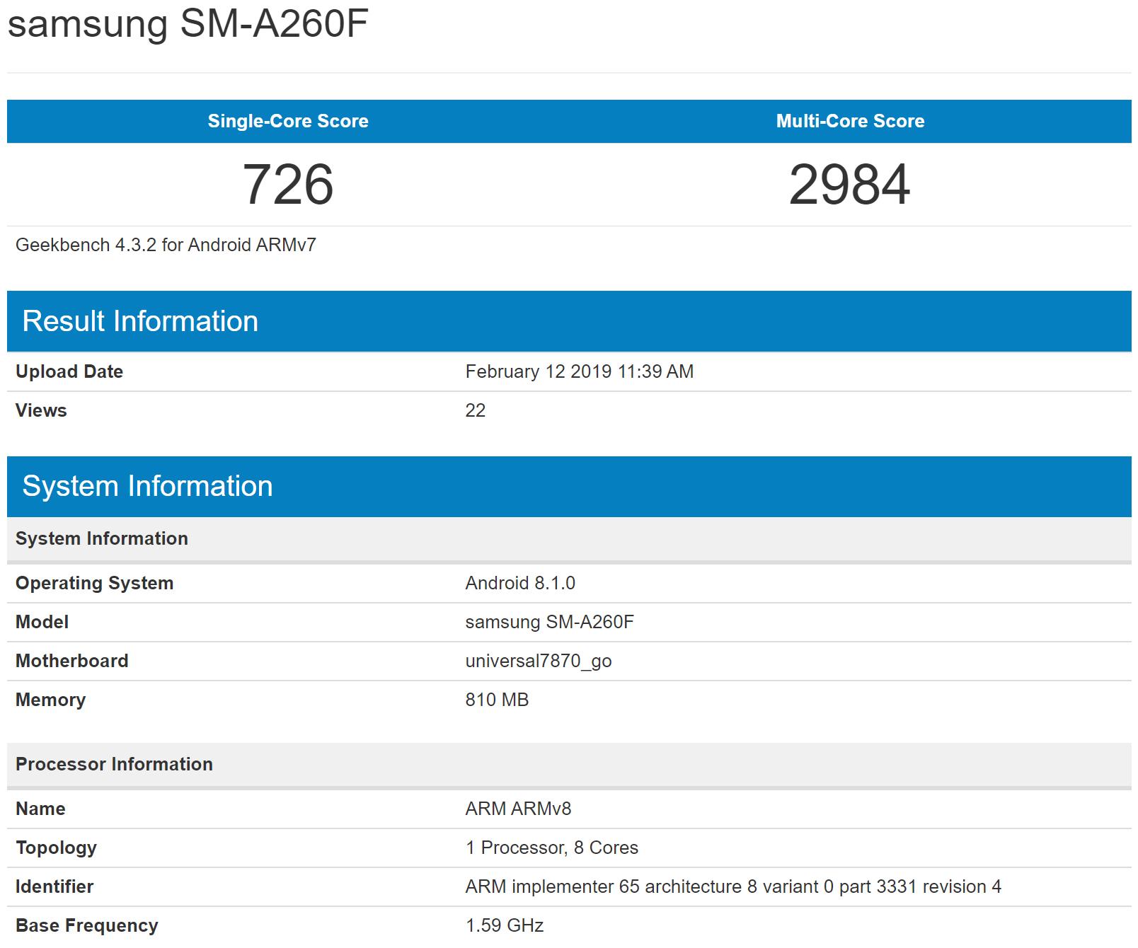Samsung'un Android Go ile yeni mobil Oreo çalıştıracak 2