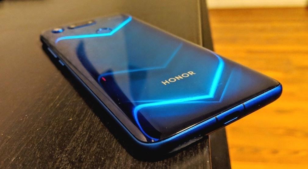 Honor View 20 ekran görüntüsü - Telefonun bir başka görünümü